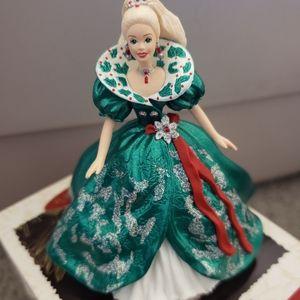 Barbie Christmas lot